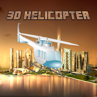 3D Real Helicopter