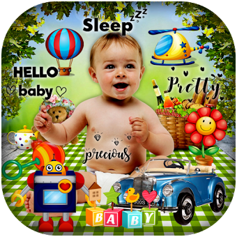 Baby Photo Editor New Version 2018