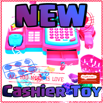 Cashier Toys Best New