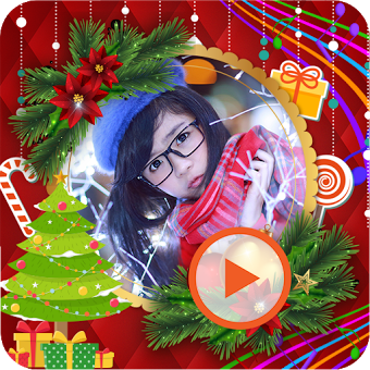 Christmas Photo Video Maker