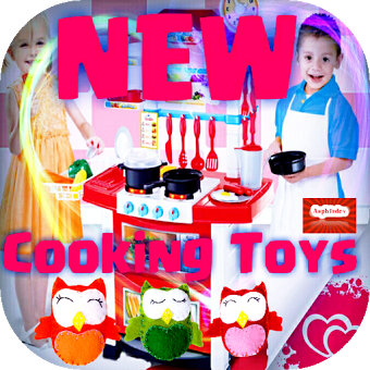 Cooking Toys Best New