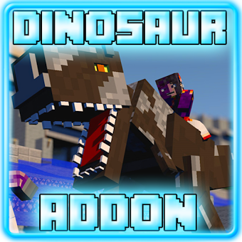 Dinosaurs Addon for Minecraft