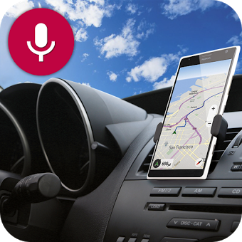 Fast Voice Navigation: GPS Maps Directions & Route
