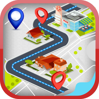 Gps maps and navigation offline gps route finder
