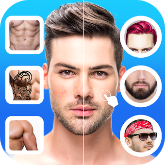 Handsome : Men Editor, Hair Styles, Mustache, Abs