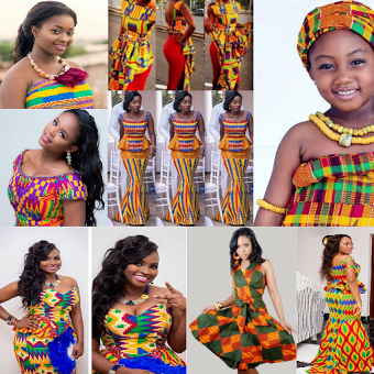 KENTE latest Style Ideas ?????