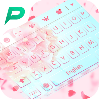Keyboard -Boto:Blooming Flower