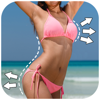 Make me slim:Body Shape Editor - Plastic Surgery