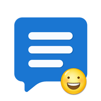 Messages Emoji - LG style
