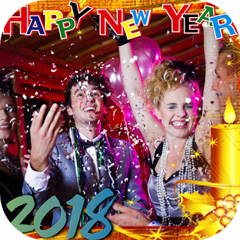 New Year DP Maker : New Year Profile Pic Maker