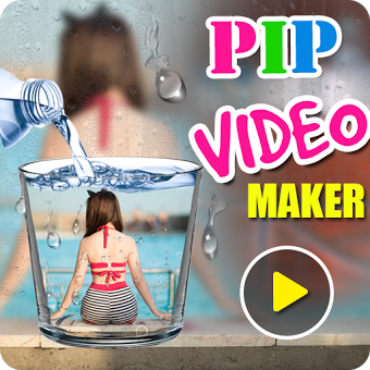 Pip Video Maker : Add Audio to Video