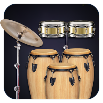 Real Percussion, Congas & Drums