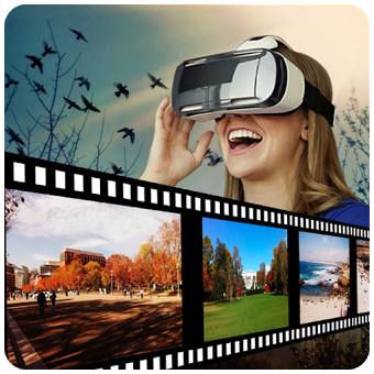 Virtual Reality Video Player