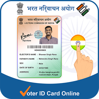 Voter ID Card Online Service