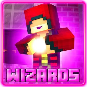 Wizards Addon for Minecraft PE